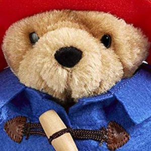 Paddington Bear 22cm Embroidered Coat with Boots