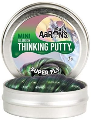 Crazy Aarons Mini Thinking Putty Super Fly