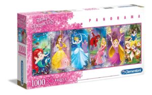 Clementoni Disney Princess Panorama 1000pc Puzzle