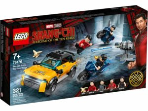 LEGO Marvel 76176 Escape From the Ten Rings