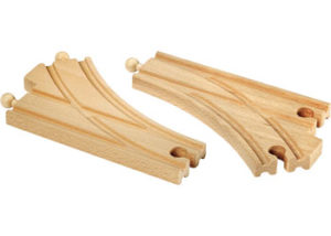 Brio 33346 Curved Switching Tracks