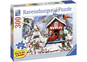 Ravensburger The Lodge XL Format 300pc Puzzle
