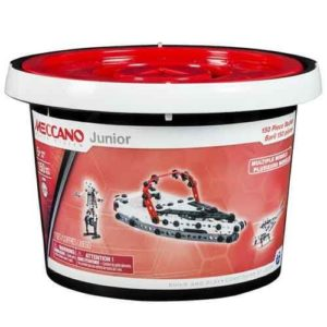Meccano 15104 Junior Bucket 150pc