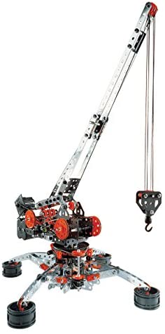 Meccano 19206 Super Construction 25 Models Set