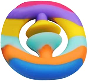 Snap & Pop Rainbow Sensory Toy