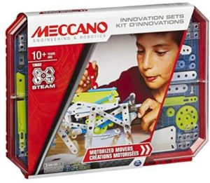 Meccano 19602 Innovation Sets Motorized Movers