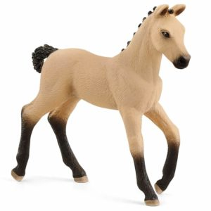 Schleich 13929 Hannoverian Foal Red Dun
