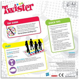 Twister Classic Game