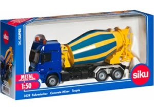 Siku 3539 Concrete Mixer 1:50 Scale