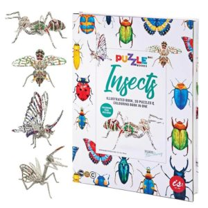 IS GIFT Insects Puzzle Book
