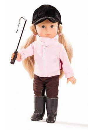 Gotz Just Like Me Rider Doll 27cm