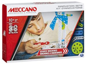 Meccano 19601 Innovation Set Geared Machines