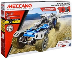 Meccano 18203 Rally Racer 10 Models