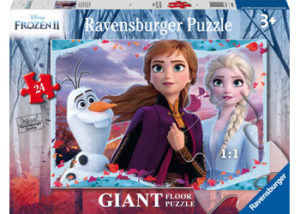 Ravensburger Frozen Enchanting Floor Puzzle 24pc