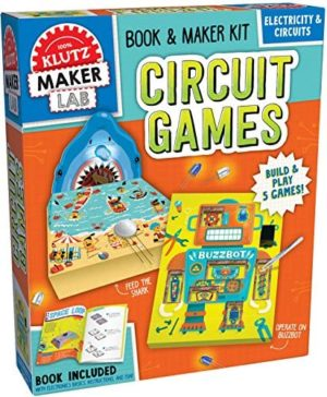 Klutz Circuit Games Build & Play