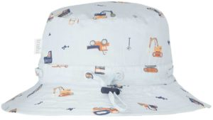 Toshi Sunhat Storytime Road Work XS
