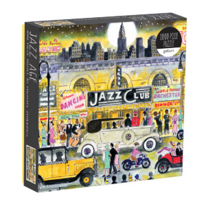Jazz Age by Michael Storrings Puzzle 1000pc
