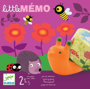 Djeco DJ8552 Little Memo