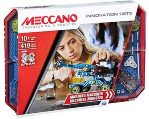 Meccano 19603 Innovation Sets Advanced Machines