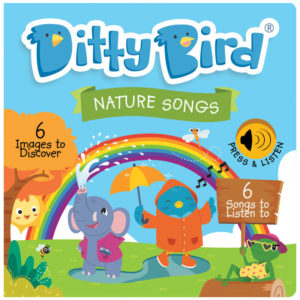 Ditty Bird Nature Songs Sound Book