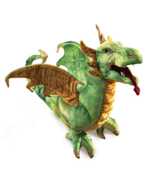 Folkmanis Dragon Large Puppet