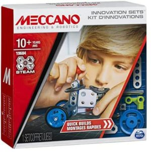 Mecanno 19604 Innovation Sets Quick Builds