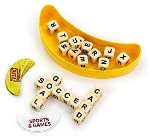 Bananagrams Duel Word Game