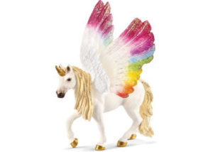 Schleich Bayala 70576 Winged Rainbow Unicorn