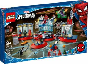 LEGO Spider Man 76175 Attack On The Spider Lair