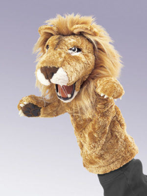 Folkmanis FM2562 Lion Stage Puppet