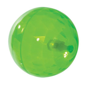 Supersonic High Bounce Flashing Ball 10cm