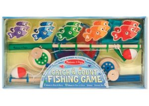 M&D Catch & Count Fishing Game