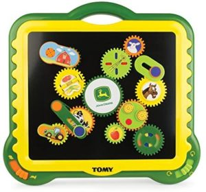 John Deere Gearations With Magnetic Board