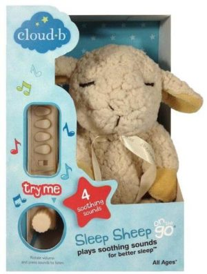 Sleep Sheep On The Go Travelling Companion