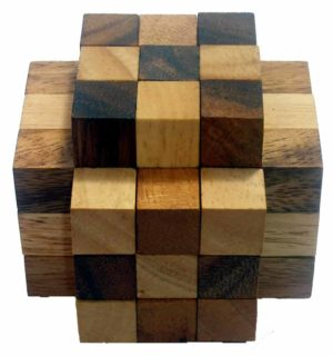 Fonzo Wooden Puzzle
