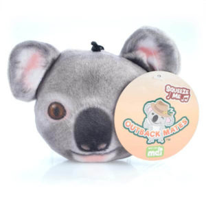 Koala Plush Keychain with 3 Sounds