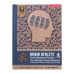 Lagoon Rubik's Brain Athlete Puzzle Books