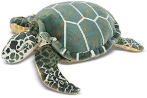 Melissa & Doug Giant Sea Turtle Plush
