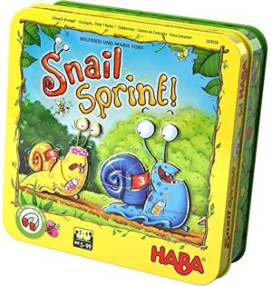 HABA Snail Sprint Game