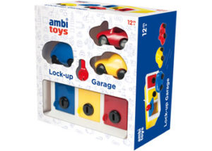Ambi Toys Lock Up Garage