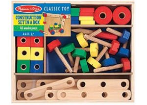 M&D Construction Set in a Box 48pcs